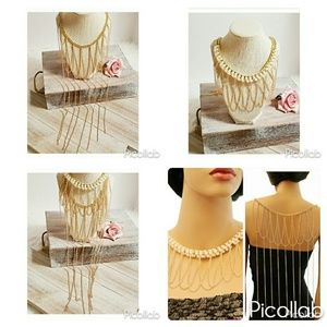 3-Way Body Chain Necklace